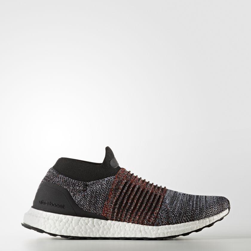 Cordones Running Zapatos Hombre Adidas Ultraboost Sin Negro Core WQdeoCrxB
