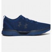 Hombre Under Armour CoolSwitch Running Zapatillas Azul marino (997)
