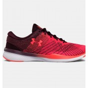 Zapatillas de Training Mujer Under Armour Threadborne Rojo / Chocolate (500)