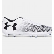 Botas de fútbol Under Armour UA CoreSpeed Force 3.0 FG Hombre Blancas (100)