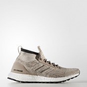 Hombre Running Zapatillas Adidas Ultraboost All Terrain LTD Trace Khaki / Clear Marrón CG3001