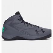 Zapatillas de baloncesto Hombre Under Armour Lockdown Gris (076)