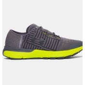 Zapatillas Hombre Under Armour SpeedForm® Gemini 3 Gris / Verde (076)