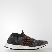 Running Adidas UltraBOOST Zapatos sin cordones Hombre Core Negro / Calzado Blancas S80769