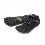 Vibram Fivefingers Trek Ascent Insulated Hombre Negro