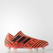 Adidas Fútbol Nemeziz 17+ 360 Agility Soft Ground Botas Hombre Solar Naranja / Core Negro S82280