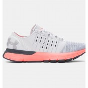 Zapatillas de running Under Armour SpeedForm® Europa Mujer Blancas / Gris / Fucsia (094)