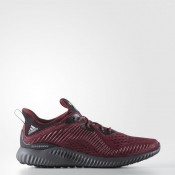 Running Adidas alphabounce EM Zapatillas Hombre Mystery Ruby / Core Negro / Gris One
