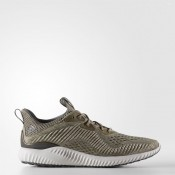 Running Adidas alphabounce EM Zapatillas Hombre Trace Olive / Trace Cargo / Gris One BW1203