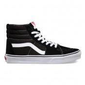 Vans Sk8-Hi Zapatillas Negro / Blancas Mujer