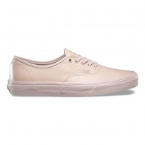 Vans Leather Authentic Zapatillas Mujer Mono / Sepia Rose