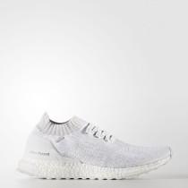 Running Adidas UltraBOOST Zapatos sin rejilla Mujer Calzado Blancas / Calzado Blancas / Crystal Blancas S80780