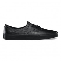 Vans Premium Leather Authentic Decon Zapatillas Mujer Negro