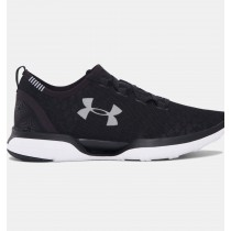 Zapatos deportivos Under Armour Charged CoolSwitch para hombre Negro (001)
