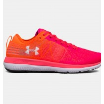 Under Armour Threadborne Fortis 3 Zapatillas de running Mujer Fucsia (600)