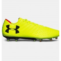 Hombre Under Armour ClutchFit® Force 3.0 FG Botas de fútbol Amarillo (726)