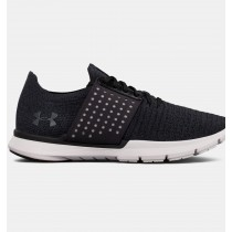 Zapatillas Mujer Under Armour Threadborne Slingwrap Negro (001)