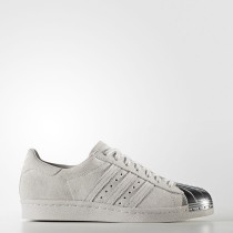 Adidas Originals Superstar 80s Zapatos Mujer Gris One / Gris One / Gris One CP9945