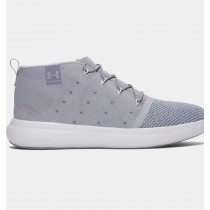 Hombre Under Armour Charged 24/7 Mid EXP Zapatillas Gris (035)