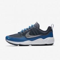 Nike Zoom Spiridon Ultra Hombre Armadura de zapatos Azul / Armería ligera Azul / Azul Jay / Metallic Platinum 876267-401