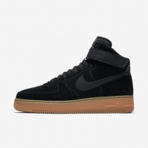 Zapatillas Nike Air Force 1 High '07 LV8 Hombre AA1118-001 Negro / Gum Medium Marrón / Ivory / Negro
