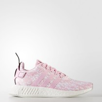 Mujer Adidas Originals NMD_R2 Zapatos Wonder Fucsia / Wonder Fucsia / Core Negro BY9315