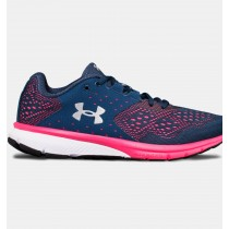 Zapatillas Rebel Charged Under Armour Mujer Azul marino / Rojo (918)