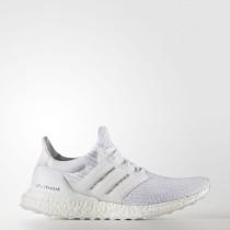 Running Adidas Ultra Boost Zapatos Hombre Calzado Blancas / Crystal Blancas BA8841