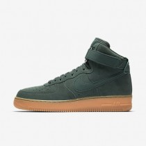 Hombre Nike Air Force 1 High '07 LV8 Calzado Vintage Verde / Gum Medium Marrón / Ivory / Vintage Verde AA1118-300
