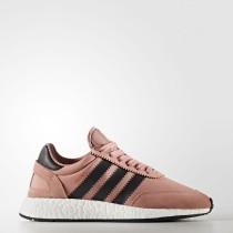 Adidas Originals Iniki Runner Zapatos Mujer Raw Fucsia / Core Negro / Calzado Blancas BY9095