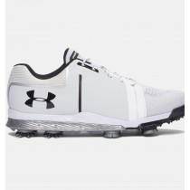 Zapatillas de golf Under Armour Tempo Sport Hombre Blancas / Negro (101)