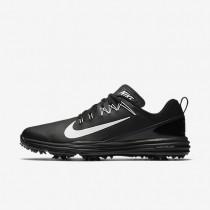 Zapatillas de golf Hombre Nike Lunar Command 2 849968-002 Negro / Negro / Blancas