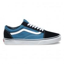 Vans Old Skool Zapatos Mujer Azul marino