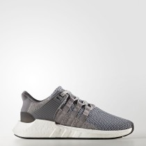 Hombre Mujer Adidas Originals EQT Support 93/17 Zapatos Gris Three / Gris Three / Calzado Blancas BY9511