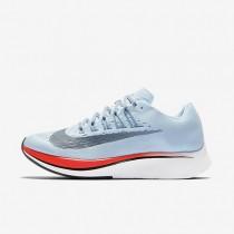 Zapatillas Mujer Nike Zoom Fly 897821-401 Ice Azul / Bright Crimson / Universidad Rojo / Azul Fox