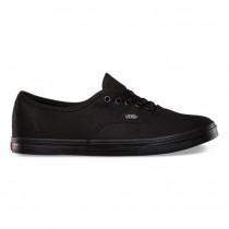 Vans Authentic Lo Pro Zapatillas Negro / Negro Mujer