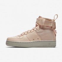 Zapatillas Nike SF Air Force 1 Mid Mujer AA3966-800 Naranja Quartz / Pale Gris / Naranja Quartz