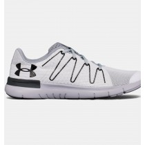 Under Armour Thrill 3 Running Zapatillas Hombre Blancas (100)