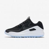 Zapatillas de golf Mujer Nike Air Zoom 90 IT 844648-001 Negro / Blancas / Volt / Antracita
