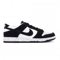 Hombre Nike SB Zoom Dunk Low Pro (Negro / Negro-Barely Verde-Blancas)