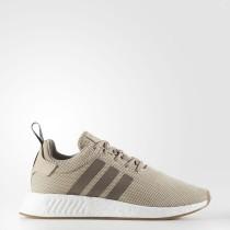 Hombre Adidas Originals NMD_R2 Zapatos Trace Khaki / Simple Marrón / Core Negro BY9916