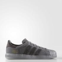 Adidas Originals Superstar Bounce Zapatillas Hombre / Mujer Gris One / Gris / Gris Five