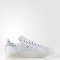 Mujer / Hombre Adidas Originals Stan Smith Calzado Calzado Blancas / Calzado Blancas / Táctil Verde BZ0470