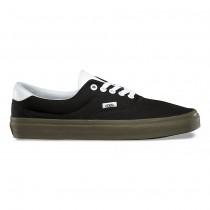 Vans Bleacher Era 59 Zapatos Hombre Negro / Goma