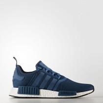 Adidas Originals NMD_R1 Zapatos Mujer Hombre Azul Noche / Azul Noche / Core Negro BY3016