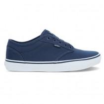 Zapatos Hombre Vans Atwood Azul marino / Blancas