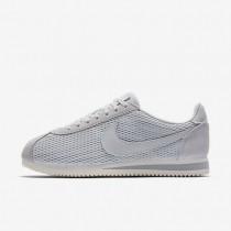 Zapatillas Mujer Nike Cortez SE 902856-004 Pure Platinum / Sail / Pure Platinum