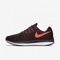 Zapatillas de running Nike Zoom Winflo 4 Hombre 898466-600 Oporto / Equipo Rojo / Negro / Carmesí total