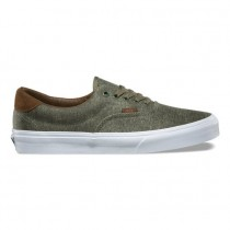 Vans C & L Era 59 Zapatos Hombre Birds / Grape Leaf
