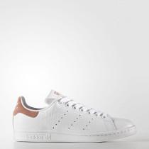 Adidas Originals Stan Smith Zapatos Mujer Calzado Blancas / Calzado Blancas / Raw Fucsia BZ0410